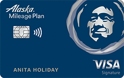 best credit cards for miles Bank of America Alaska Mileage Plan